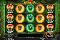 monkeys pragmatic slot