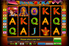 book of ra novomatic slot